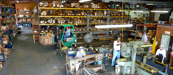 picture of industrial fastener facility